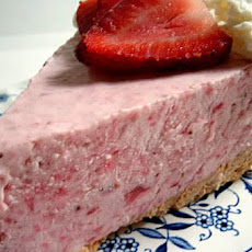 Strawberry Strawberry and Cream Pie