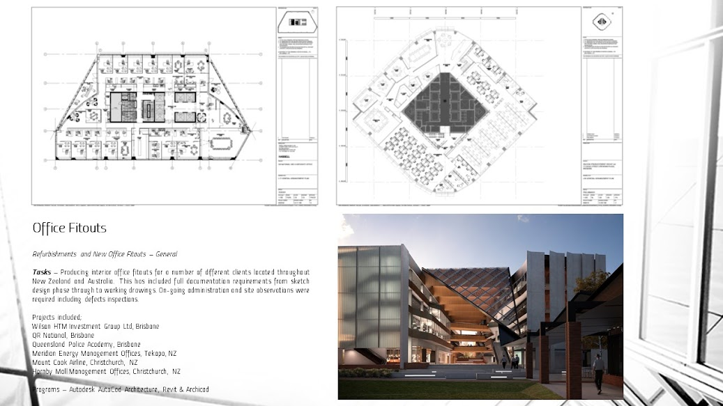 BRISBANE Building Design Interior