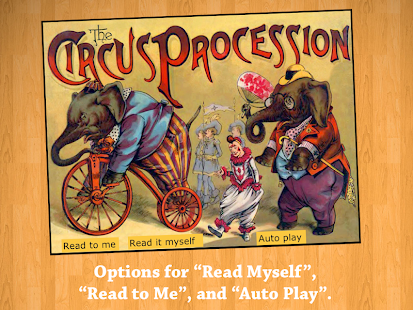 The Circus Procession - screenshot