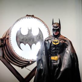 The Batman (2) by Israel  Padolina - Artistic Objects Toys ( toy, the dark knight, toys, bat, batman,  )