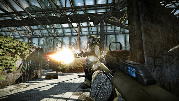 Warface Xbox 360 open beta launches this weekend