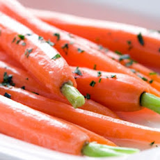 Honey Ginger Carrots