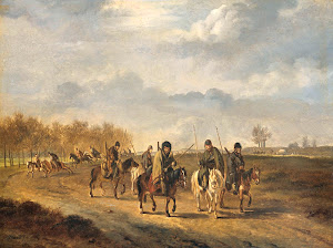 RIJKS: Pieter Gerardus van Os: painting 1815
