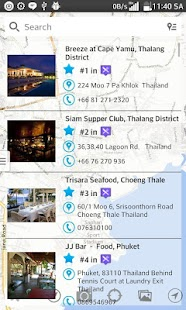 Phuket (ภูเก็ต) City Guides - screenshot
