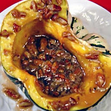 Maple-Baked Acorn Squash