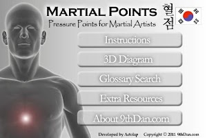 Screenshot of Martial Points - Korean