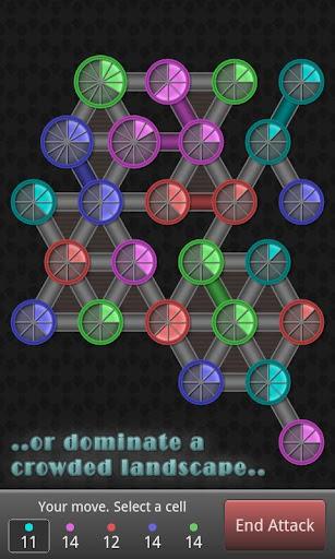 Cell Wars - screenshot