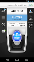 Screenshot of m.Parking