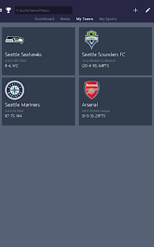MSN Sports - Scores & Schedule APK screenshot thumbnail 10