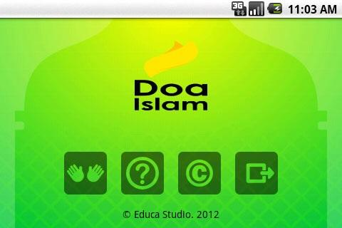 doa-islam for android screenshot