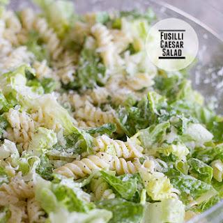 Fusilli Salad Recipes