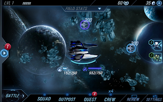Screenshot of Space Pirates: Final Battle
