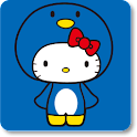 HELLO KITTY Theme43 icon