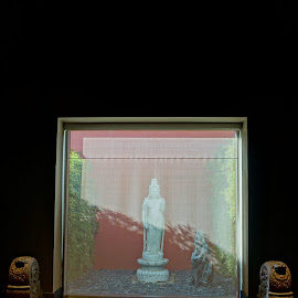 Bowers Museum by Jose Matutina - Artistic Objects Antiques ( bowers museum, art,  )