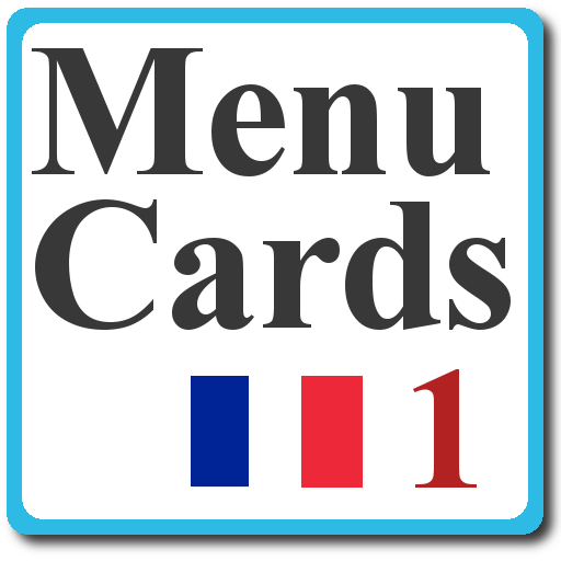 French MenuCards 1 LOGO-APP點子