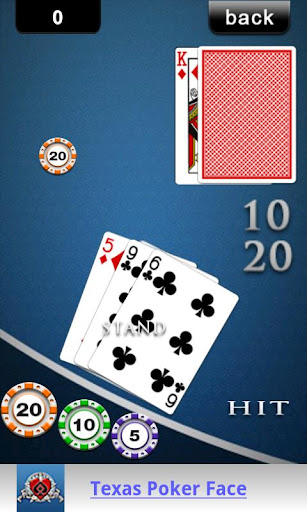 blackjack-with-shyla-stylez for android screenshot