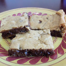 Ghirardelli Chocolate Chip Cookie Bar