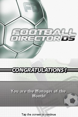 Football Director DS