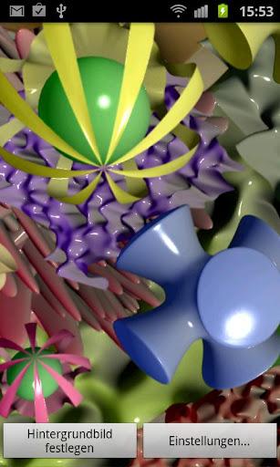 混沌3D免費動態壁紙