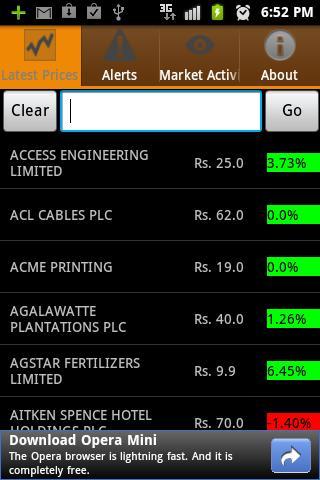 Colombo Stock Trades V4.3