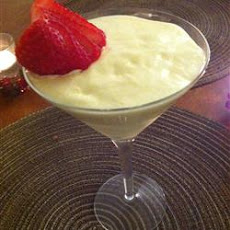 Ida's Lemon Mousse
