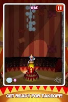 Screenshot of Circus Atari