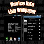 Device Info - Live Wallpaper icon