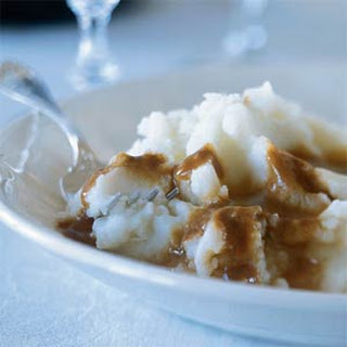 Old-Fashioned Mashed Potatoes