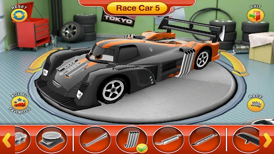 App Cars 2 Read and Race APK for Kindle