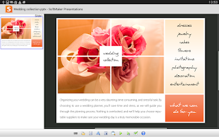 Screenshot of FREE Office: Presentations