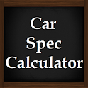 Car Spec Calculator icon