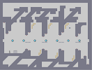 Thumbnail of the map 'Metro'