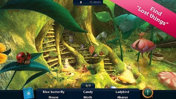 Screenshot of Disney Fairies: Lost & Found