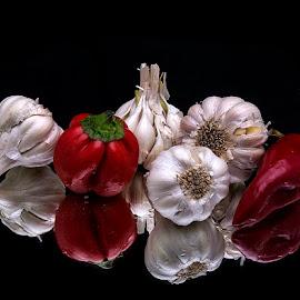 Dicey Spicy.. by Rakesh Syal - Food & Drink Fruits & Vegetables