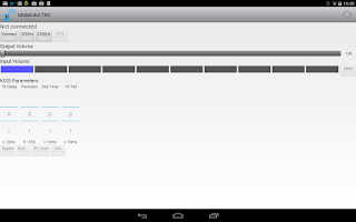 Screenshot of Mobilinkd TNC Config