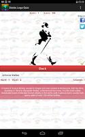 Screenshot of Drinks Logo Quiz