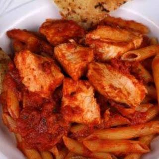 Spicy Chicken Pasta Penne Recipes