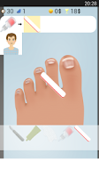 Screenshot of Nail Doctor Games