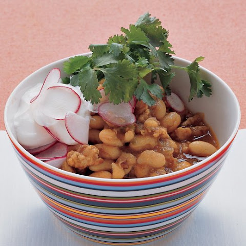 Turkey and White-Bean Chili