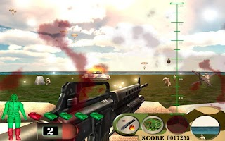 Screenshot of Full Frontal Assault Free