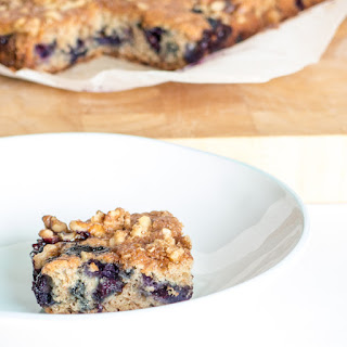 Blueberry Walnut Recipes