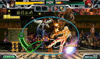Screenshot of THE RHYTHM OF FIGHTERS