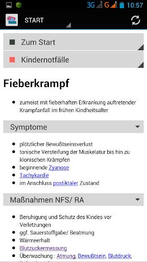 Lexikon des Rettungsdienstes - screenshot