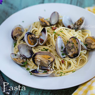 Pasta With Fresh Clams Recipes