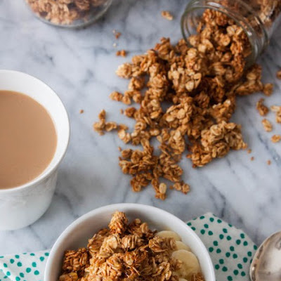 Chunky Peanut Butter Granola