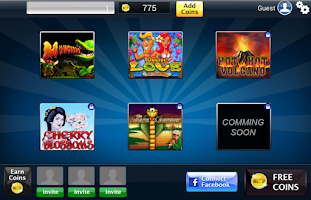 Screenshot of NLOP Casino