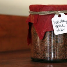 Holiday Spice Rub for Poultry