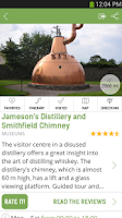 Screenshot of Dublin Travel Guide – mTrip