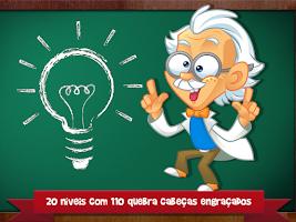 Screenshot of Mestre da Lógica