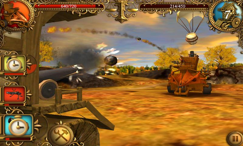 Bang: Battle of Manowars Screenshot 3